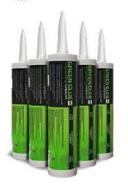 塗布タイプの防音材料『グリーングルー』